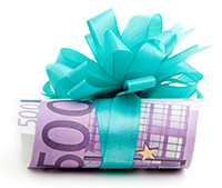 Бонусы на пополнение от популярных брокеров
